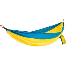 Cocoon Rejsehængekøje Dobbelt størrelse, gul